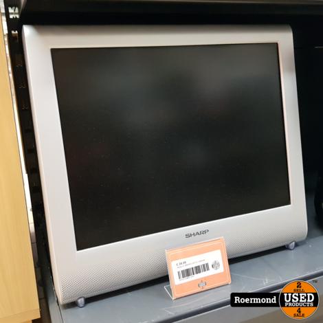 Sharp LE-20SH1E LCD TV   Gebruikt