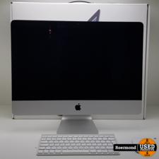 Apple iMac 21.5 inch late 2012 i5 240GB SSD NVIDIA 640M I Zgan