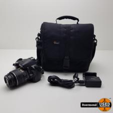 nikon Nikon D3000 + Nikkor 18-55mm + Tas I ZGAN