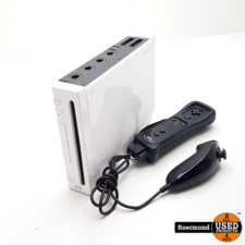 Nintendo Nintendo Wii Console incl. Controller I Gebruikt