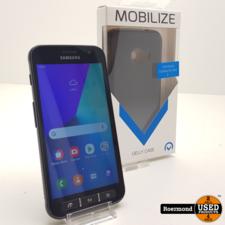 samsung Samsung XCover 4 Black 16GB met gratis hoesje