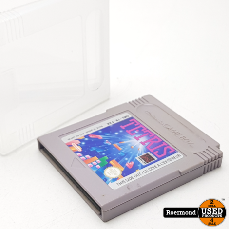 Tetris Nintendo Game Boy