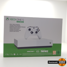 Xbox One S All Digital met controller I Zgan