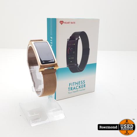 Heart Rate Fitness Tracker Horloge I USED