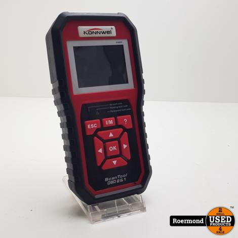 Konnwei KW850 uitlees apparaat voor auto I ZGAN
