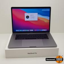 MacBook Pro 2017 i7 512GB 16GB RAM Touchbar I NIeuwstaat