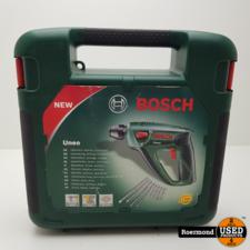 Bosch Bosch Uneo Accuboorhamer I ZGAN