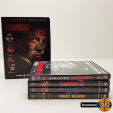 Rambo Collection 4 Films