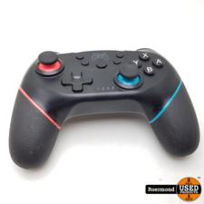 Draadloze controller geschikt voor Nintendo Switch Zwart I Zgan
