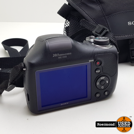 Sony DSC-H300 Camera I ZGAN