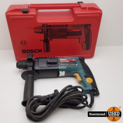 Bosch UBH 2/20 SE SDS Klopboormachine I Nette staat