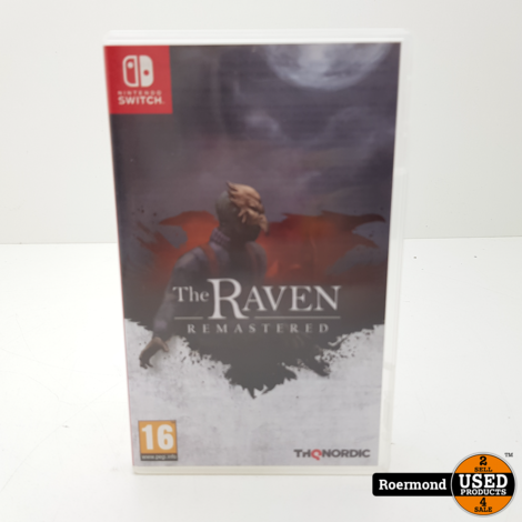 The Raven Switch Game