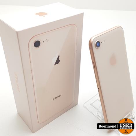 iPhone 8 64GB Rose Gold I ZGAN