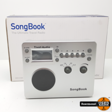 Tivoli One Songbook Travel Radio I NIEUW