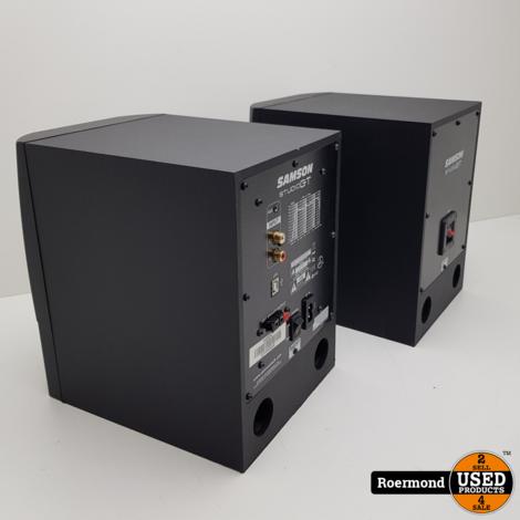 Samson Studio GT Actieve Speakers I ZGAN
