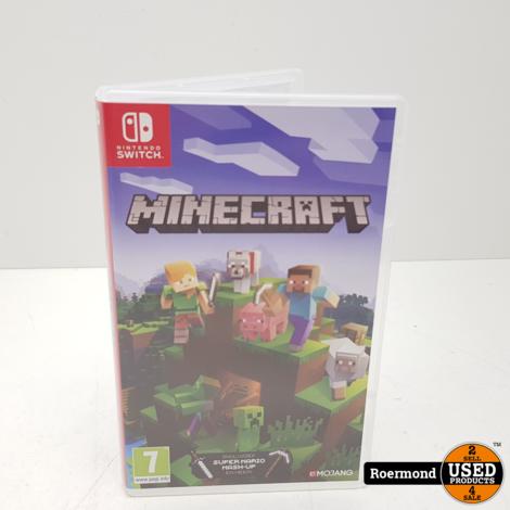 Minecraft Switch Game