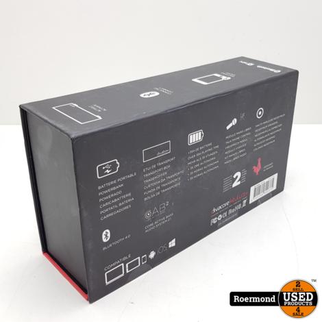 Divacore Bluetooth box + Powerbank I ZGAN