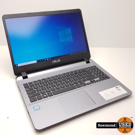 Asus Vivobook X507U i5 8th Gen 8GB RAM / 128GB SSD   Gebruikt