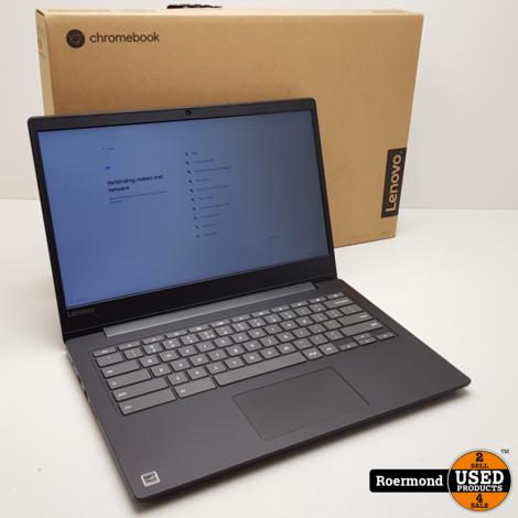 Lenovo Chromebook S330MT 4G 32GB I Nieuwstaat met bon