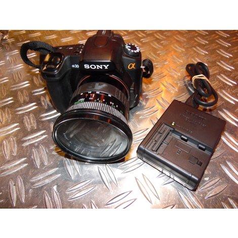 Sony DSLR-A300 | 19-36mm lens