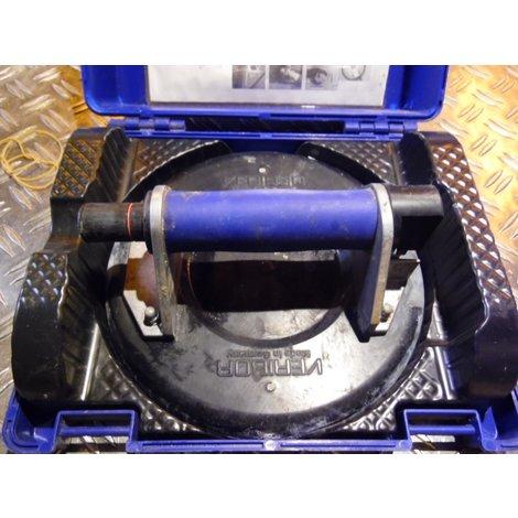 Veribor BO601 aluminium pompzuiger in koffer