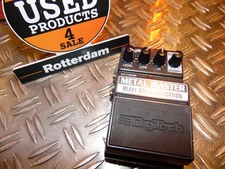 Digitech Metal Master Heavy Metal distortion