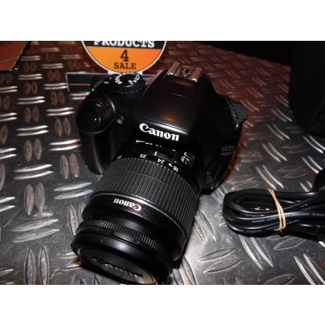Canon Eos 1100D | 18-55mm