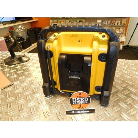 DeWalt DCR019 bouwradio