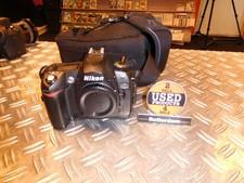 Nikon D70 body | incl accu's