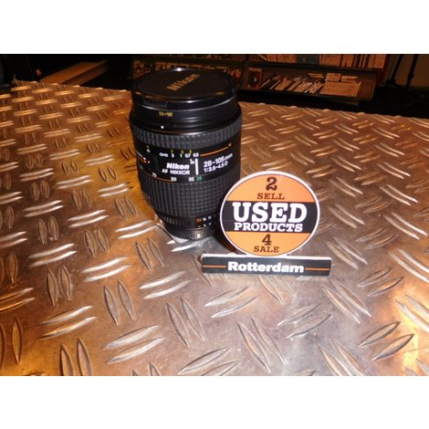 Nikon Nikkor AF zoom 28-105mm 3.5-4.5 D