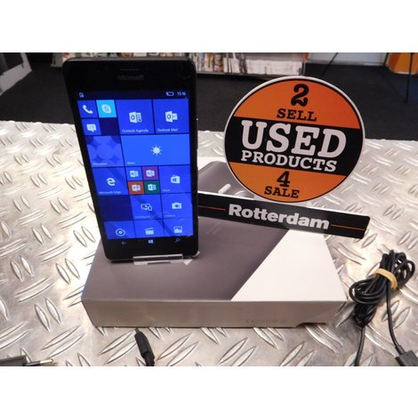 Microsoft Lumia 950 | Met Microsoft Display Dock HD-500