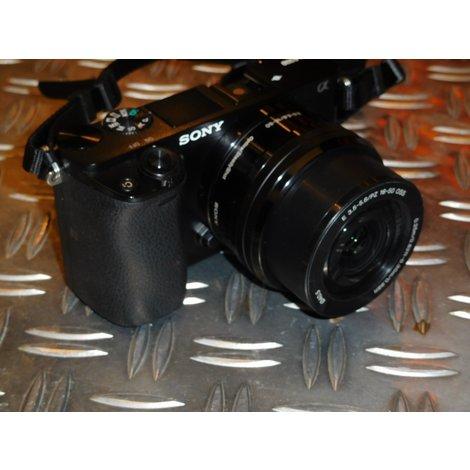 Sony A6000 + 16-50mm f/3.5-5.6 Zwart