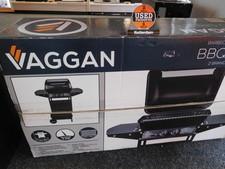 Vaggan Vaggan gas BBQ grill 2 pits ! *NIEUW*