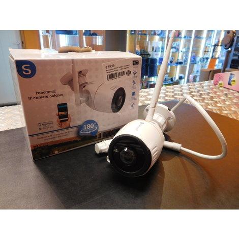 Smartwares CIP-39220 – Outdoor IP camera 1080p – 180° digitale pan/tilt functie