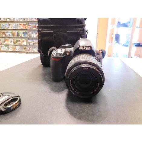 Nikon D3100 | Met 55-200mm lens
