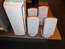 Sony speakers SS-LA300ED (set van 5) incl. Sony SA-WD200 Subwoofer