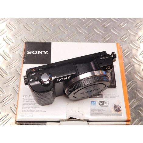Sony A5000 | Body
