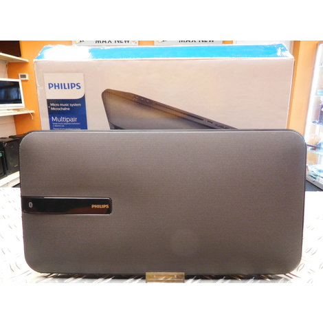 Philips BTM2660 – Microset - Zwart