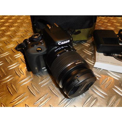 Canon eos 100D | 18-55mm Lens