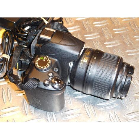 Nikon D3000 | ZGAN
