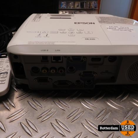 Epson EB-X20 LCD-Beamer