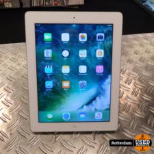 iPad 4 Retina Wi-Fi 16GB wit