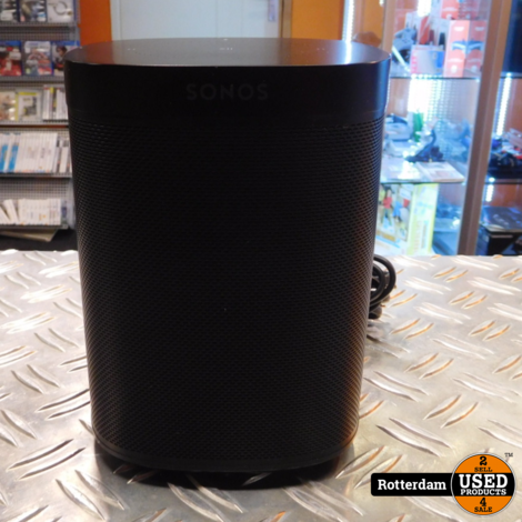 Sonos One Black // Nieuw