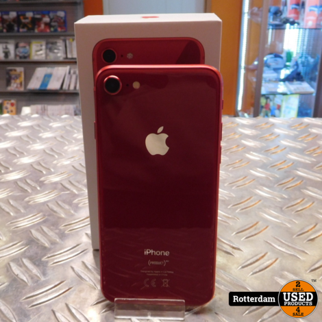 iPhone 8 64GB Rood
