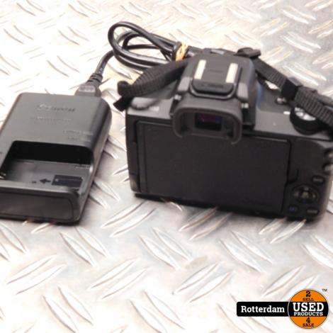 Canon EOS M50 | 22mm lens