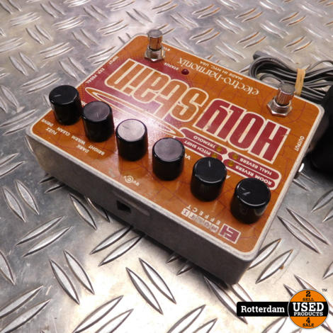 Electro Harmonix Holy Stain multi effectpedaal