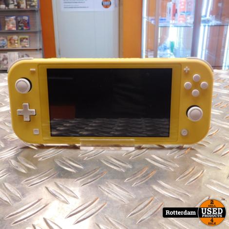 Nintendo Switch Lite Geel *Nieuw*