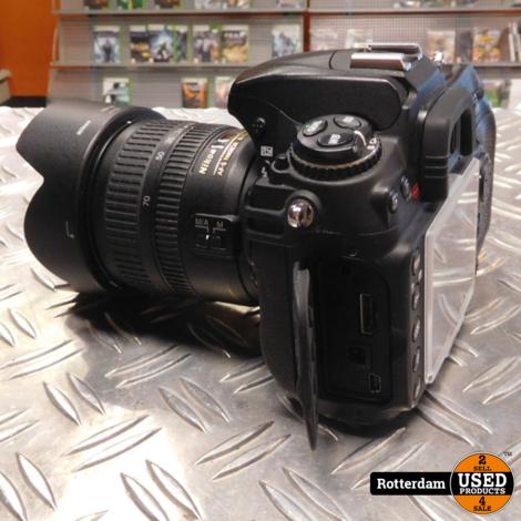 Nikon D3200 | 18-55mm lens