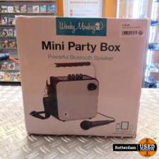Wonky Monkey Mini Party Box