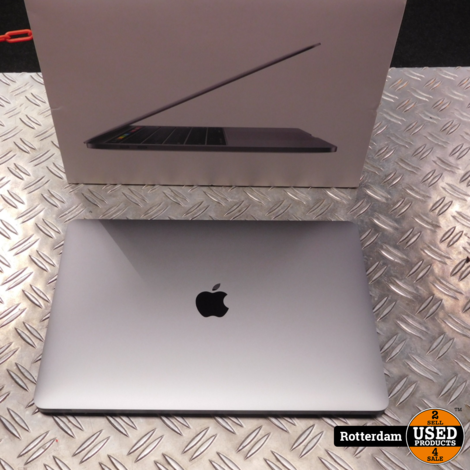Apple MacBook Pro 13 Touch Bar (2019) Space Gray